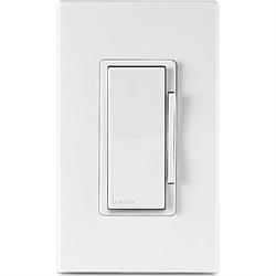 Leviton Decora Digital Zwave Plus Wall Dimmer for LED, CFL, 1000W  Incandescent