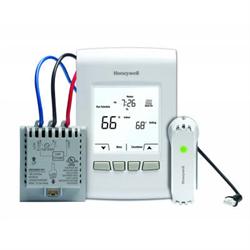 Honeywell Wireless Line Voltage Thermostat Including Redlink Module