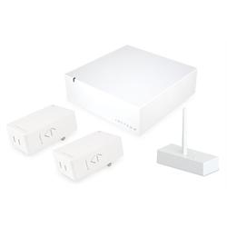 Insteon Hub V2 Starter Kit with Bonus Lamp Module,Water Sensor, Appliance Module