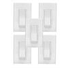 Leviton Decora Smart WiFi Wall Switch 5 Pack Promotion