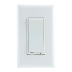 GE Zwave Plus In Wall Dimmer for Incandescent, LED, CFL