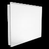 Uniwatt Glass Panel Convector White 1500W/1125W 240V/208V