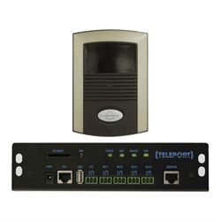 Logenex Teleport Surface Mount IP Door Station with Camera, and Controller Kit*