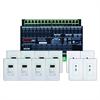 Leviton HAI HiFi2 Multi Room Audio System,  8 Source, 8 Zone Kit for Enclosures