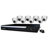 WatchNET IP Camera Kit with 16CH NVR 4K READY 2TB HDD + 8 x 4MP IR Ball Cameras