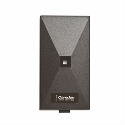 "Camden AWID/HID Compatible Prox Reader, Mullion Style, Up To 4""-5"" Read Range"
