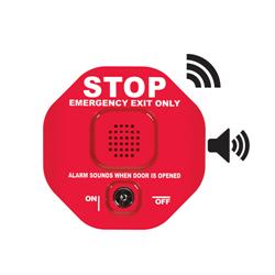 STI Wireless Exit Stopper Door Alarm