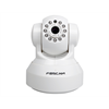 Foscam Indoor Pan Tilt 720p WIFI Camera with Night Vision, White