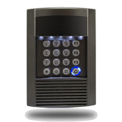 Logenex Teledoorbell Gate / MDU Intercom with Keypad Entry, requires G404CR