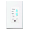Channel Vision Modular Keypad for the A4601 with IR-Receiver - White
