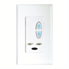 Channel Vision Keypad Controller With IR For Single Room Systems