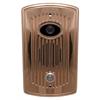 Logenex Teledoorbell Elite Flush Mount Door Station With Video - Copper