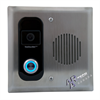 Teledoorbell Stainless Flush Door Station Night Vision IR Camera