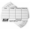 Elk Battery Tester Labels 100 pack