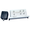Channel Vision Bidirectional Amplified Splitter 1 In 4 Out