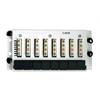 Channel Vision 8 Port CAT6 Network Distribution Module