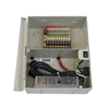 Galaxy CCTV Power Supply 12VDC 10A 9 Output