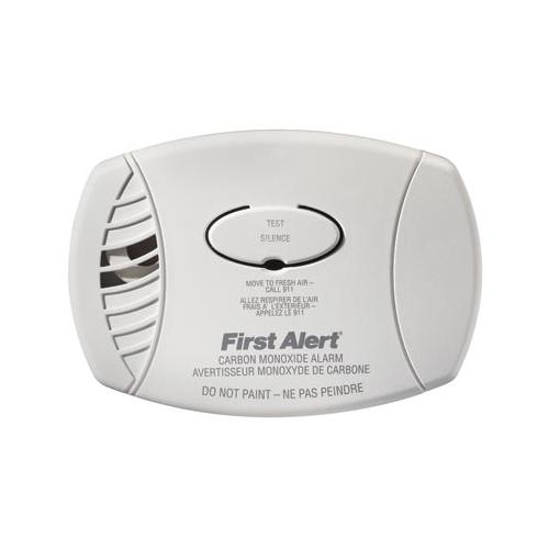 Co600a First Alert Plug In Carbon Monoxide Alarm