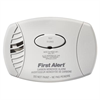 First Alert Plug-In Carbon Monoxide CO Alarm