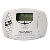 First Alert Plug-In Carbon Monoxide CO Alarm With Digital Display,Battery Backup