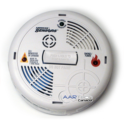 Sc9120ba Brk Smoke And Carbon Monoxide Detector 120v