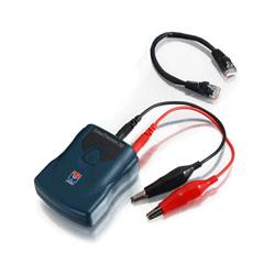 Psiber CableTracker Toner/Blinker with RJ45, Alligator Clips