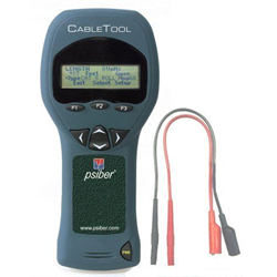 Psiber CableTool Multifunction TDR Cable Meter and Fault Tester