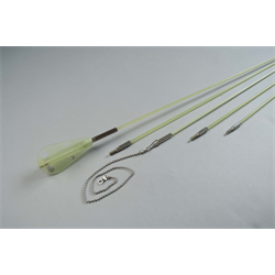 LSDI CZ30L Creep-Zit 30ft. Luminous Threaded Connector Wire Running Rod Kit