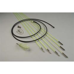LSDI CZP36 Creep-Zit Pro 36ft. Threaded Connector Wire Running Rod Kit