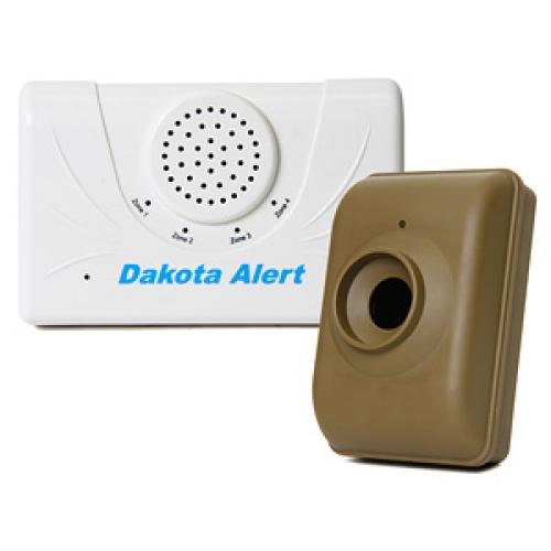 Dcma 2500 Dakota Alert Duty Cycle Wireless Motion