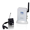 SecurityMan Digital Wireless Mini Camera With Receiver, Audio