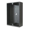 Channel Vision Metal Surface Mount Box for DP Series Door Stations (Black)
