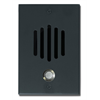 Channel Vision Door Station with Surface Mount Box Black Finish for CAT5