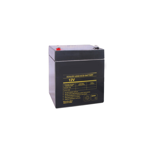 e1240 rechargeable sealed lead acid battery 12v 4ah. Black Bedroom Furniture Sets. Home Design Ideas