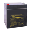 Rechargeable Sealed Lead Acid Battery 12V 4AH for UPS, Alarm, Emergency Lighting