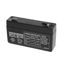 Rechargeable Sealed Lead Acid Battery 6V 1.2AH