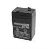 Rechargeable Sealed Lead Acid Battery 6V 4.0 AH