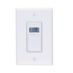 Intermatic Astronomic In-Wall Timer DST 120V White