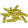 Elk B Connectors Yellow 500 Pack