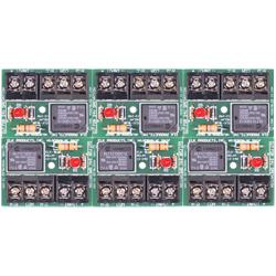 Elk Relay Module 12/24 VDC SPDT Form C 6 Pack