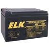 Elk Rechargeable Sealed Lead Acid Battery 12V 12Ah
