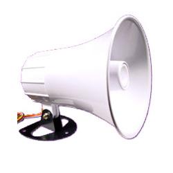 Elk Exterior 15W Two Tone Horn Siren
