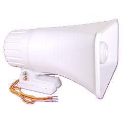 Elk Exterior 30W Two Tone Horn Siren