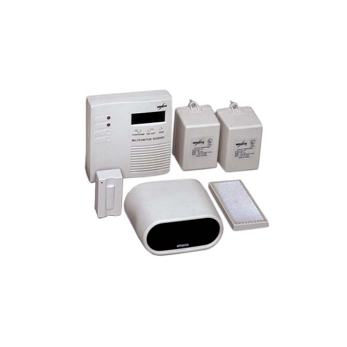 Amseco Wireless Photobeam Door Chime with Entry/Exit People Counters  sc 1 st  Aartech Canada & EWP-202C - Amseco Wireless Photobeam Door Chime with Entry/Exit ...