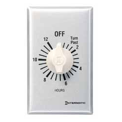 FF360M - Intermatic Spring Wound Countdown Timer SPDT 60 Minutes