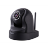 Foscam Megapixel 720p WIFI Indoor Pan/Tilt 3X Zoom Camera IR, microSD,P2P, Black