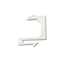 Channel Vision Blank Insert (White)