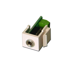 Channel Vision 3.5mm IR Breakout Insert (White)