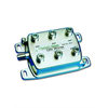 Channel Vision 6-way splitter/combiner, 1GHz, DC/IR passing
