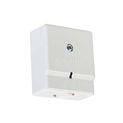 Potter Surface Mount Hold Up Switch, Momentary / Latching, DPDT
